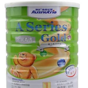 澳优奶粉系列产品