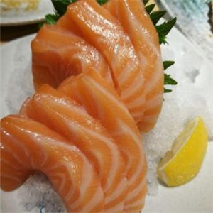 鱼之鮨料理三文鱼