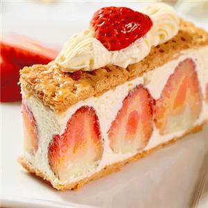 hellokitty主題甜品屋草莓