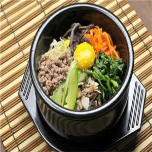 安鹤宫韩式料理风味