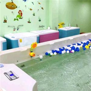爱玩爱游母婴游泳馆展示