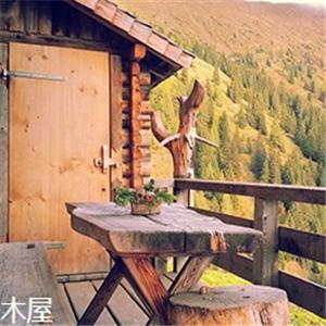 木鳥民俗木屋
