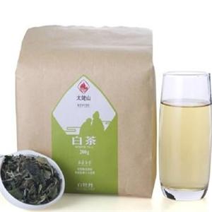 天湖茶業白茶清香