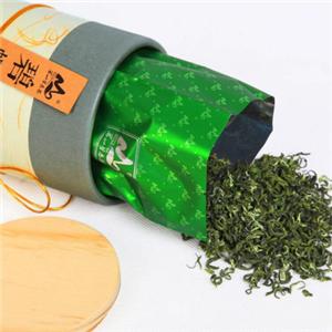 茗山生态茶叶龙井