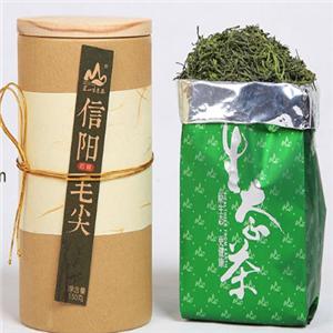 茗山生态茶叶毛尖
