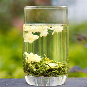 茗山生态茶叶茉莉花茶
