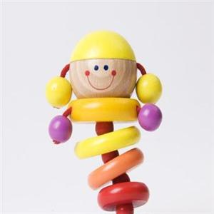 扭扭乐玩具木质