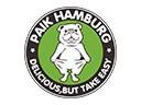 派客漢堡品牌logo
