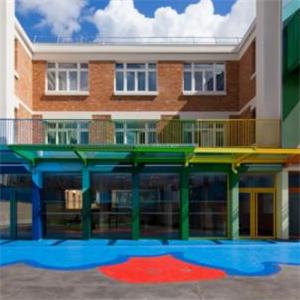北大附属实验学校幼儿园干净