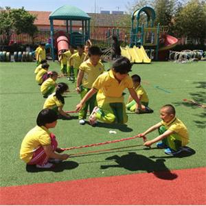 北大附属实验学校幼儿园氛围