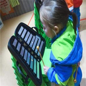 小钟琴国际少儿艺术敲击器