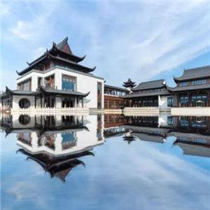 萬達文華酒店風景美
