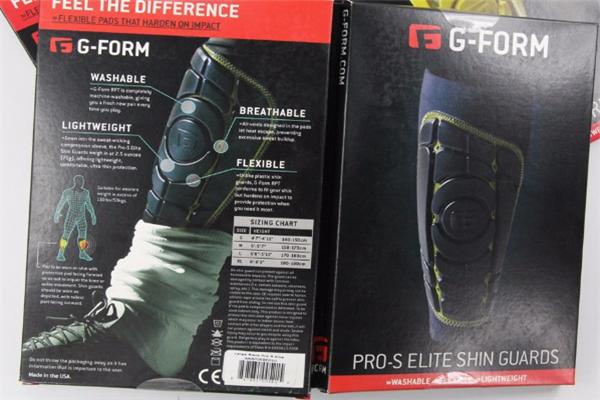 G-FORM护具产品