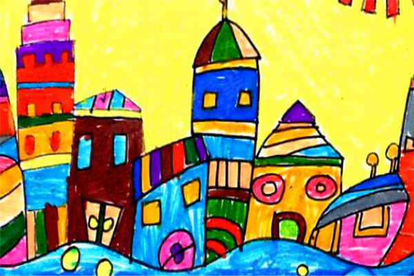 彩童美術城市