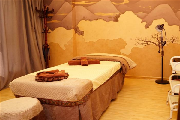 汉方国灸护理区