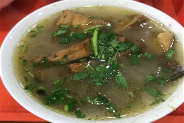 伊峰馆牛肉汤
