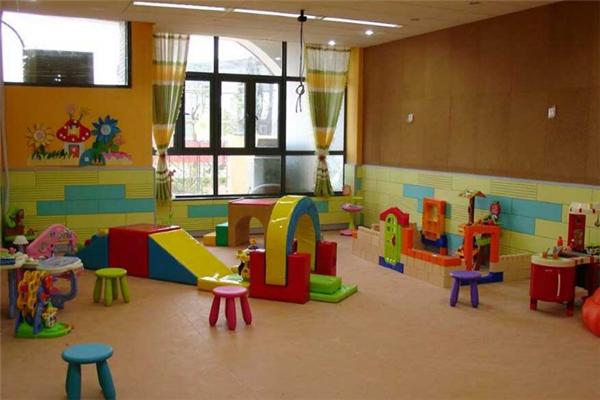 新貝亞教育中心玩具室