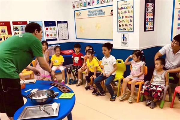 elite英领国际少儿英语教学