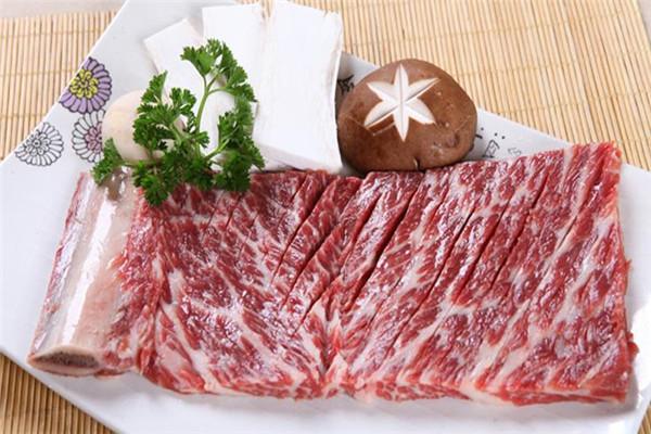 久藏隔膜烧肉特色