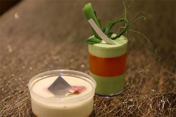 绿季法式甜品特色