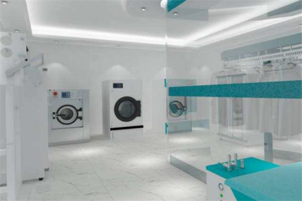 邦洁快速干洗机器