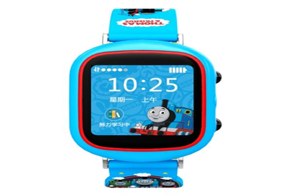 巴里儿童定位手表展示