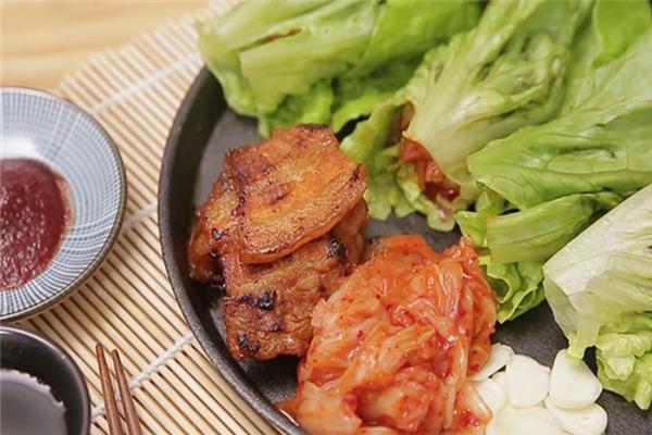 汉宫韩式烤肉五花肉