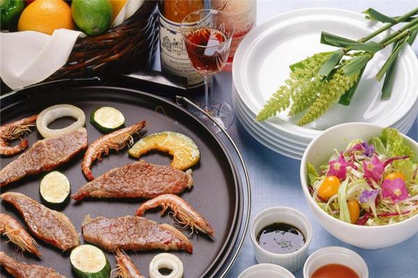 汉宫韩式烤肉煎肉