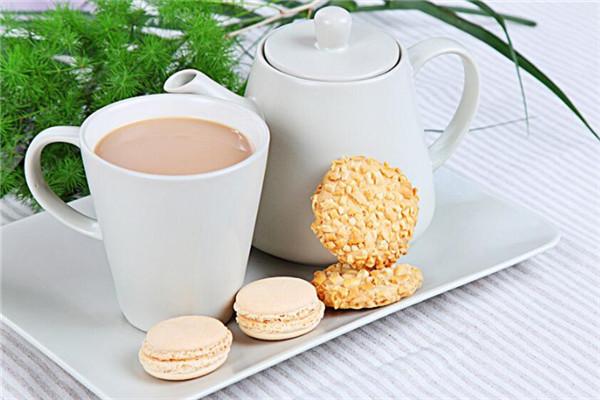 奶茶小筑展示