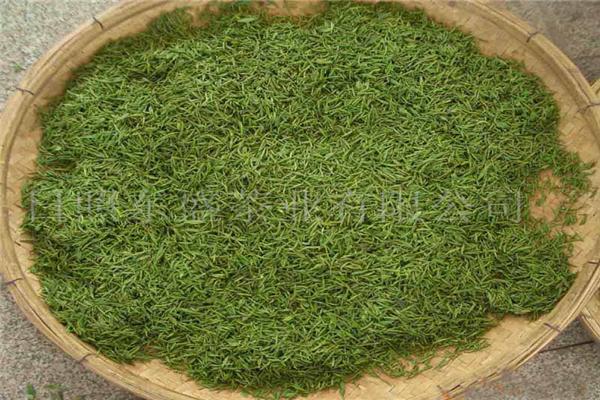 仪雪日照绿茶品质