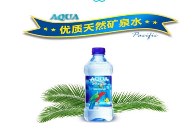 斐济太平洋矿泉水无添加