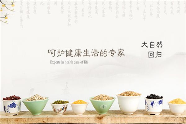 冯佰宋五谷杂粮品种多