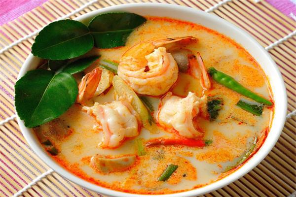 泉酒远风泰国菜大虾