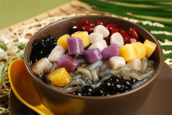 可口麦田仙芋坊休闲食品芋圆