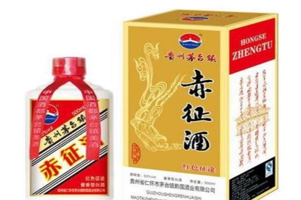 赤征酒清香型