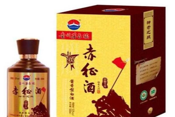 赤征酒浓香型