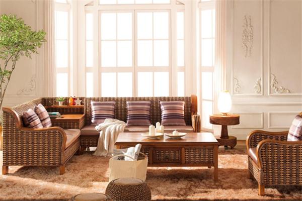汉高家具沙发组合