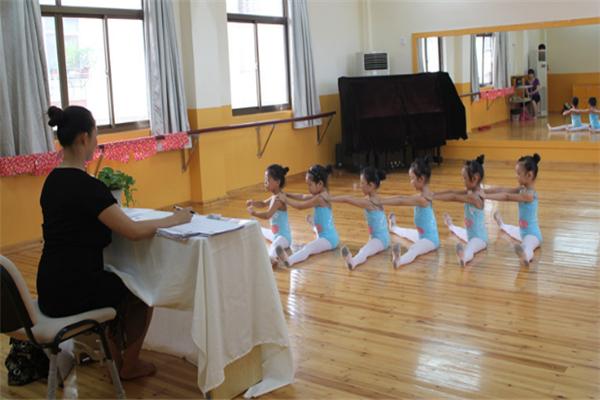 小银星艺术培训中心培训