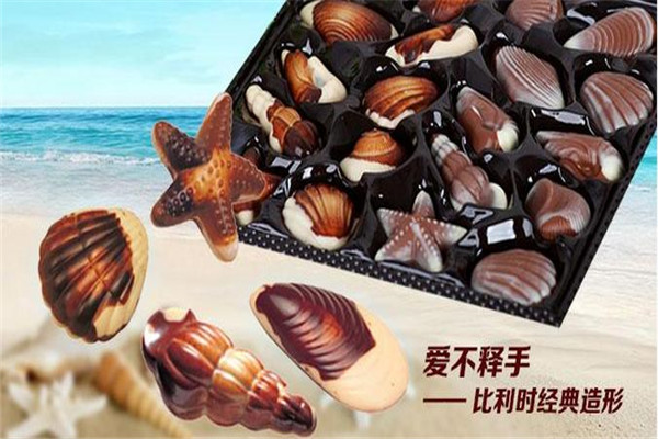 比利时巧克力零食美味