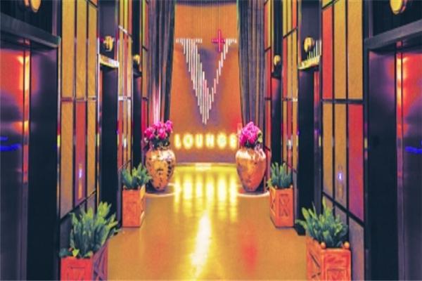 Vplus Lounge酒吧走廊