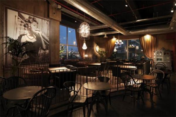 Vplus Lounge酒吧桌椅
