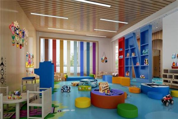 创意宝宝幼儿园教室
