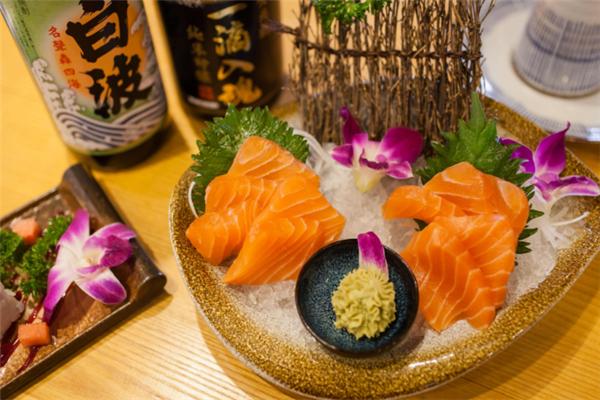 鱼之鮨料理芥末