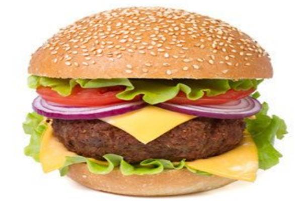 佳奇贝汉堡牛肉汉堡