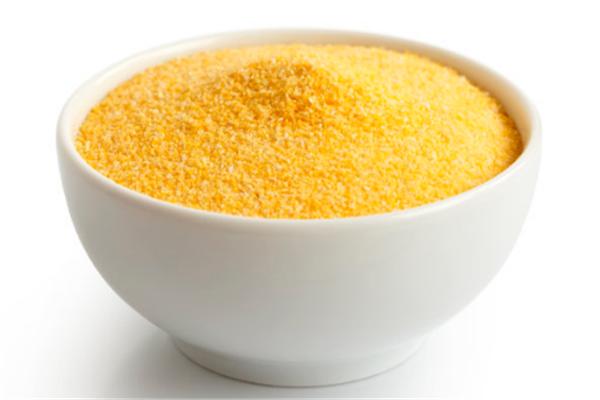 博牌玉米淀粉展示