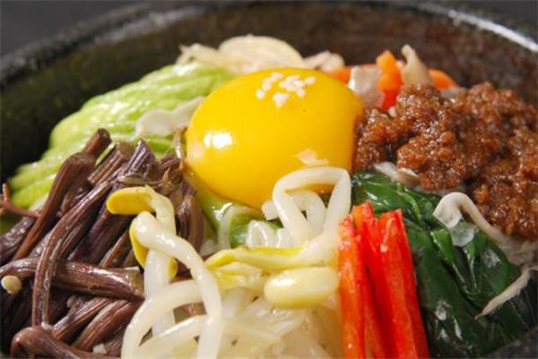 安鹤宫韩式料理鲜美