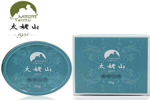 天湖茶業白茶