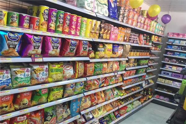 田森便利店方便食品区