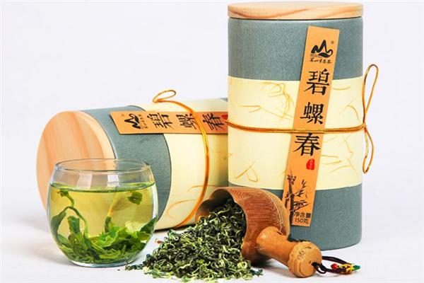 茗山生态茶叶碧螺春