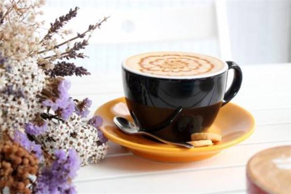 苏步罗庚咖啡拿铁